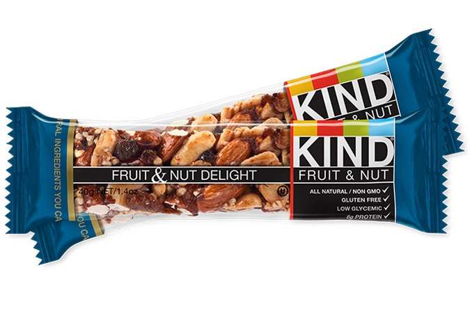 KIND FRUIT and NUT DELIGHT