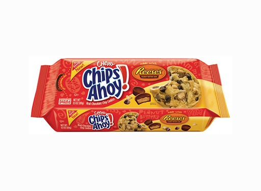 Chips Ahoy Chewy With Reese