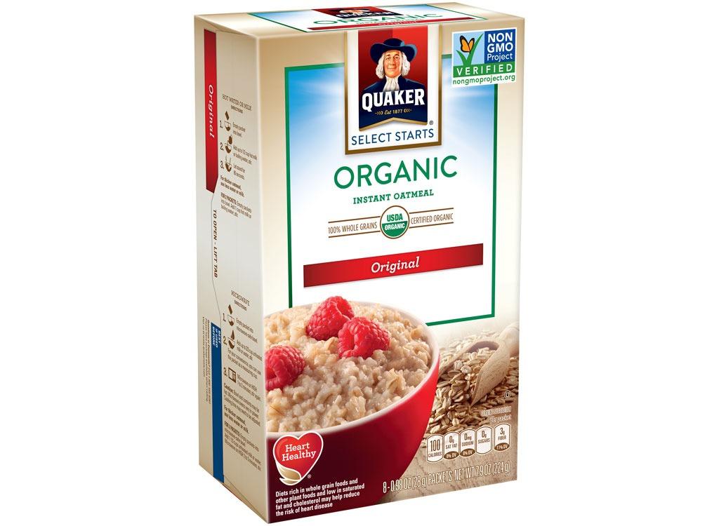quaker organic