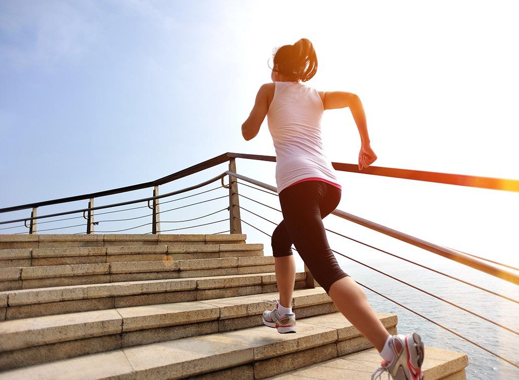 running stair intervals
