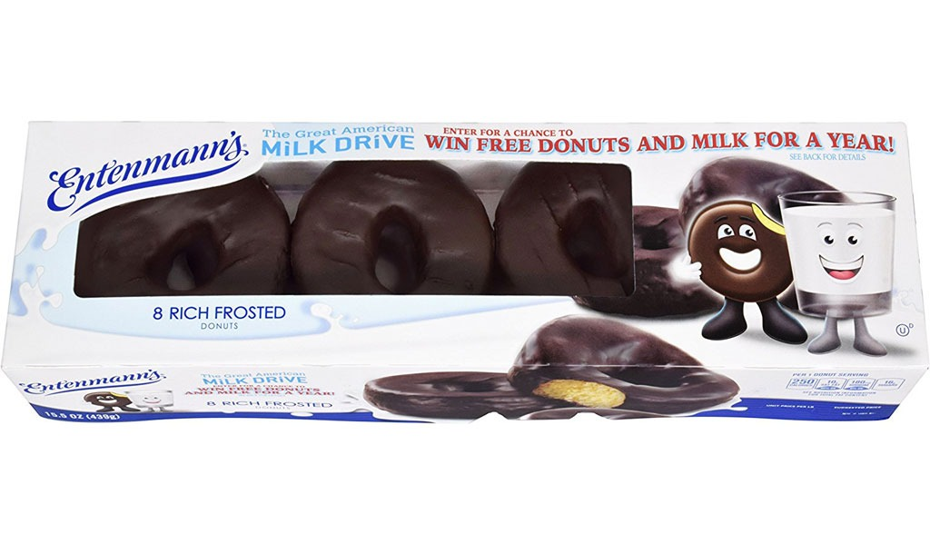 entenmanns donuts richfrosted