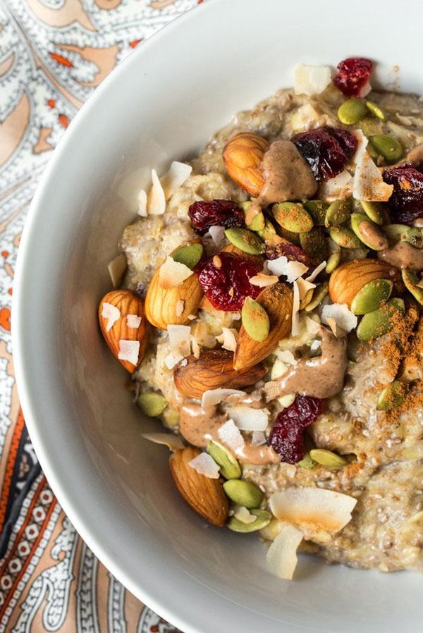 Bowl roundup oatmeal bowl