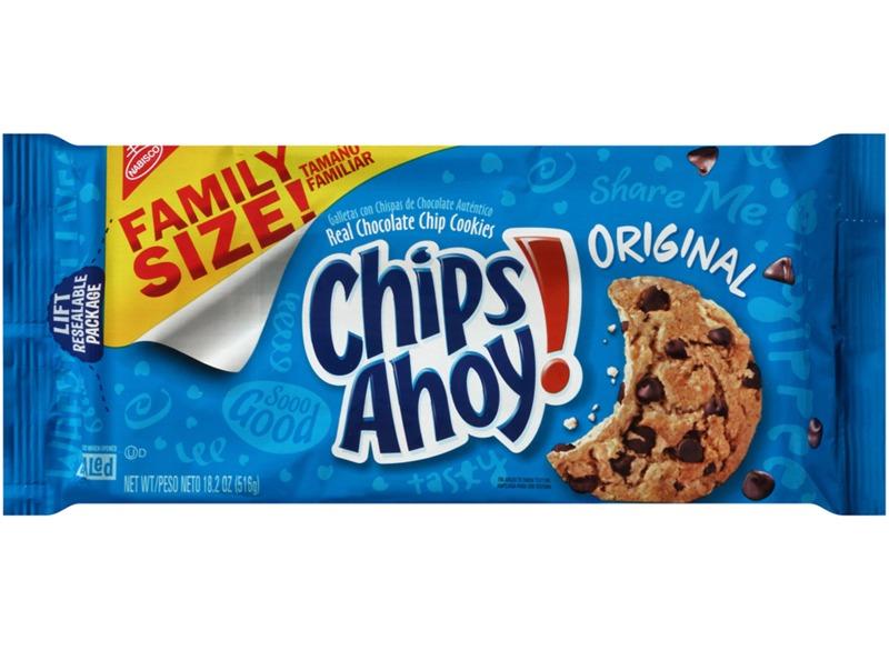 Nabisco Chips Ahoy Original Chocolate Chip
