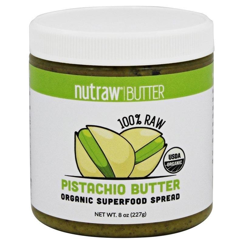 nutraw organic pistachio butter