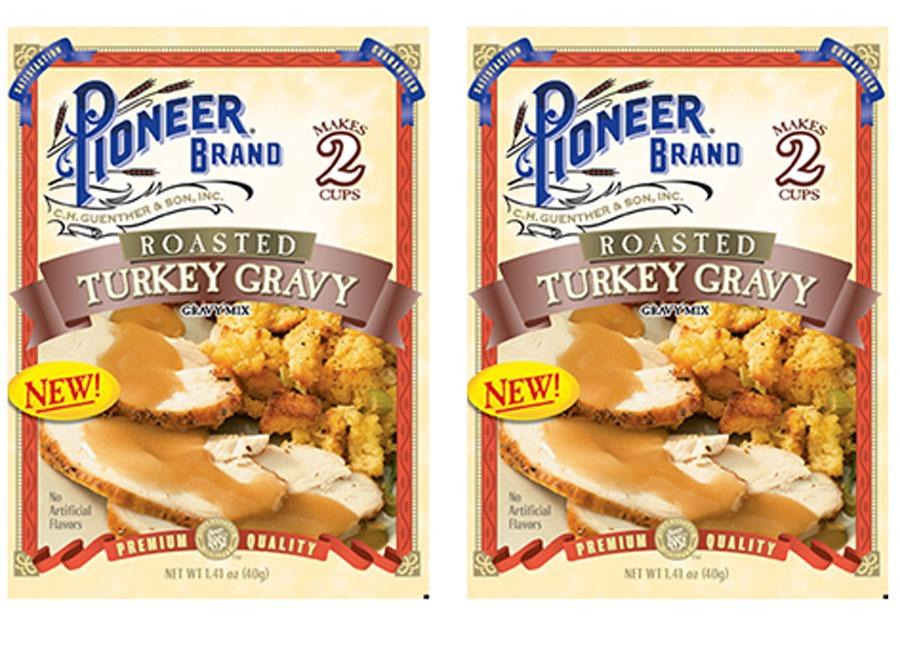 Pioneer Brand Roasted turkey Gravy