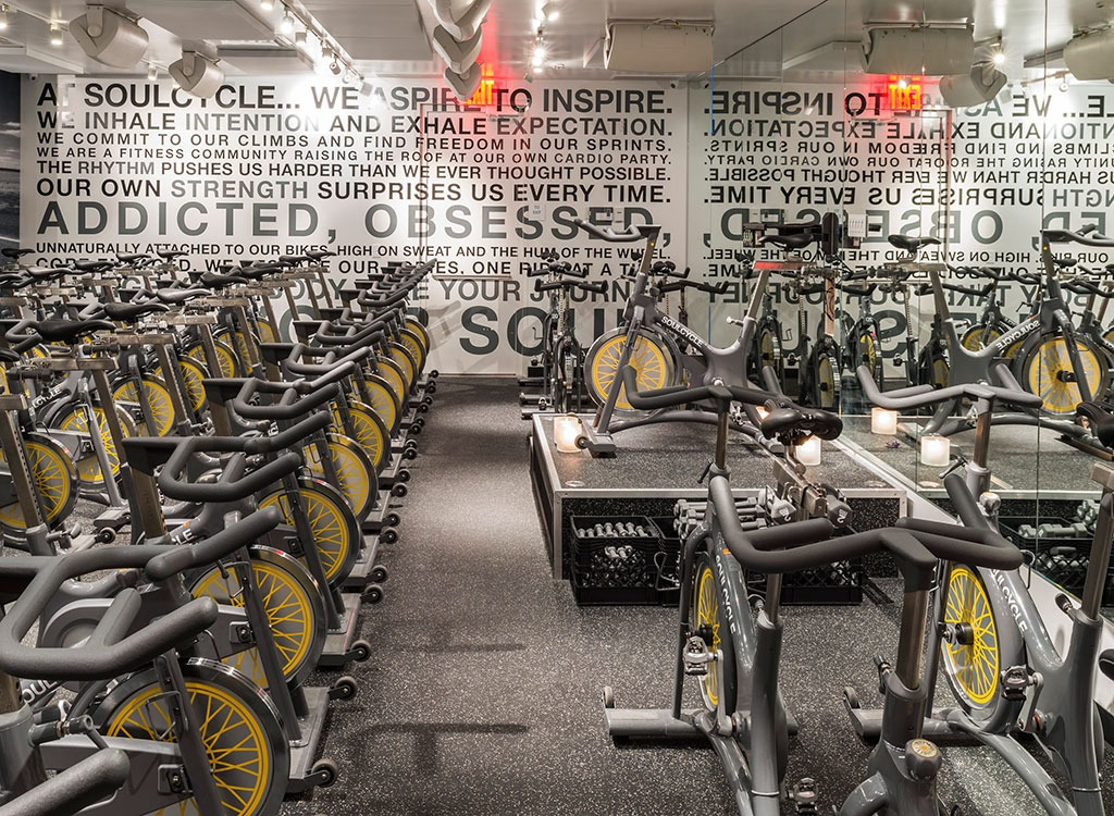 weight loss tips from experts - spin class