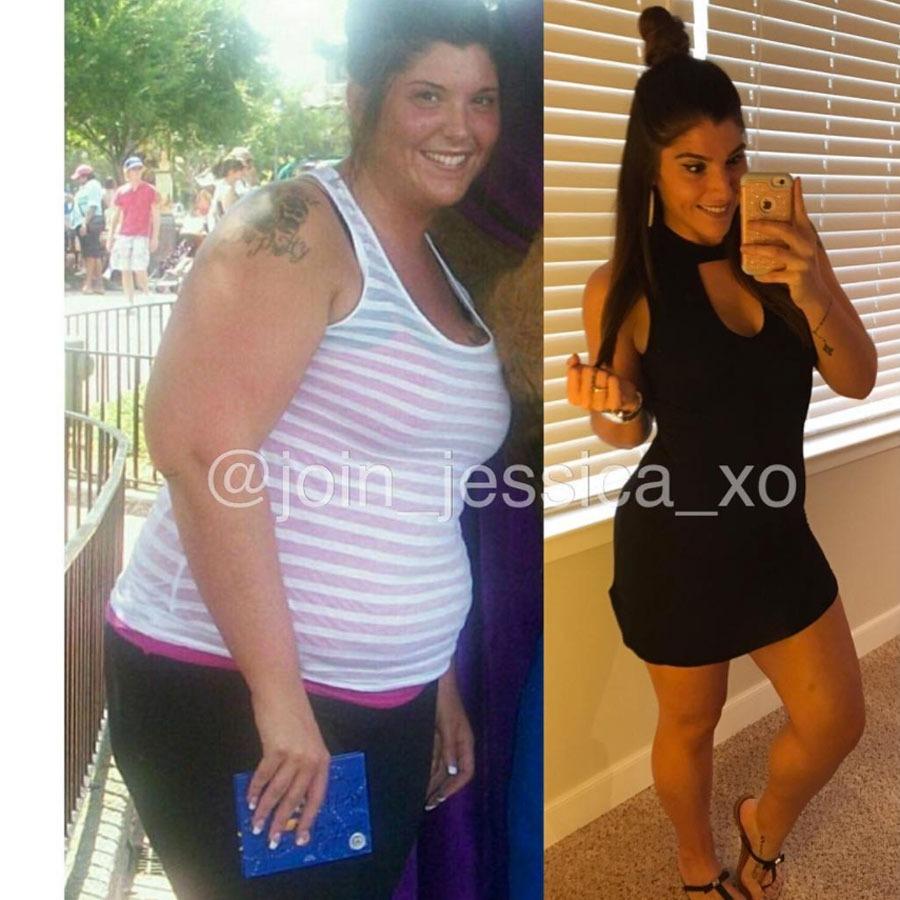 Jessica Ann, 115 pounds