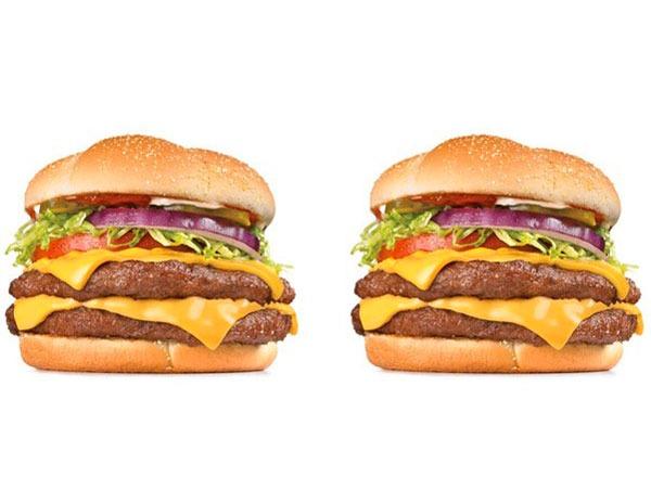 Fast food burgers ranked Big Buford