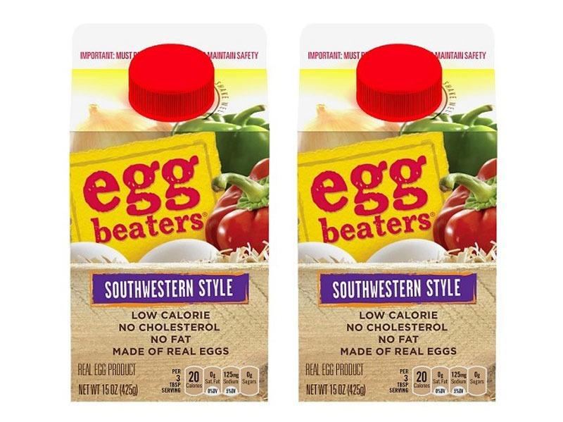 Untrustworthy foods egg beaters