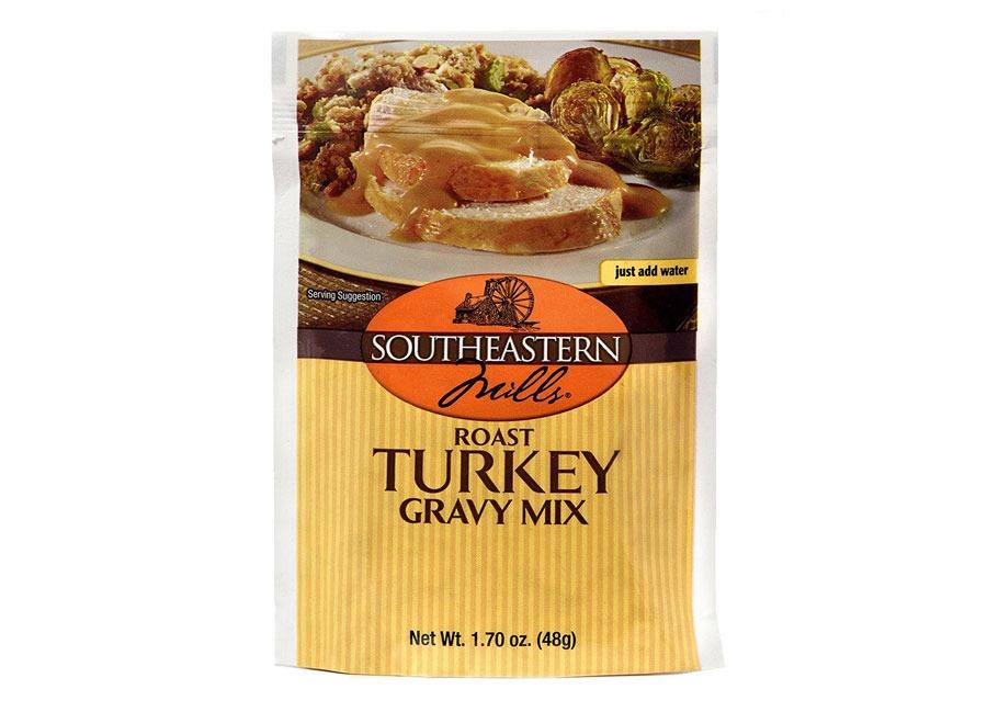 Southeastern Mills Roast Turkey Gravy Mix