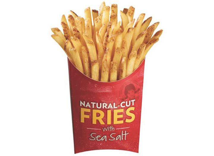 value fries wendys