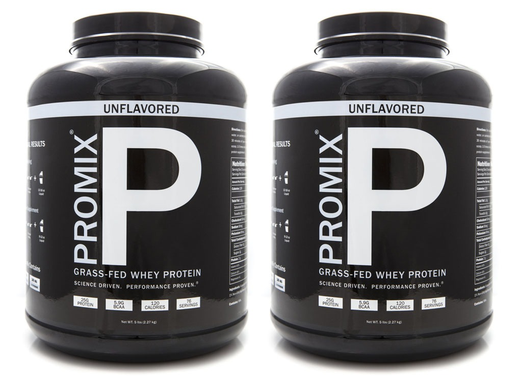 promix grass fed whey protein