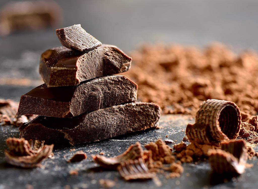 Anti inflammatory foods Dark Chocolate