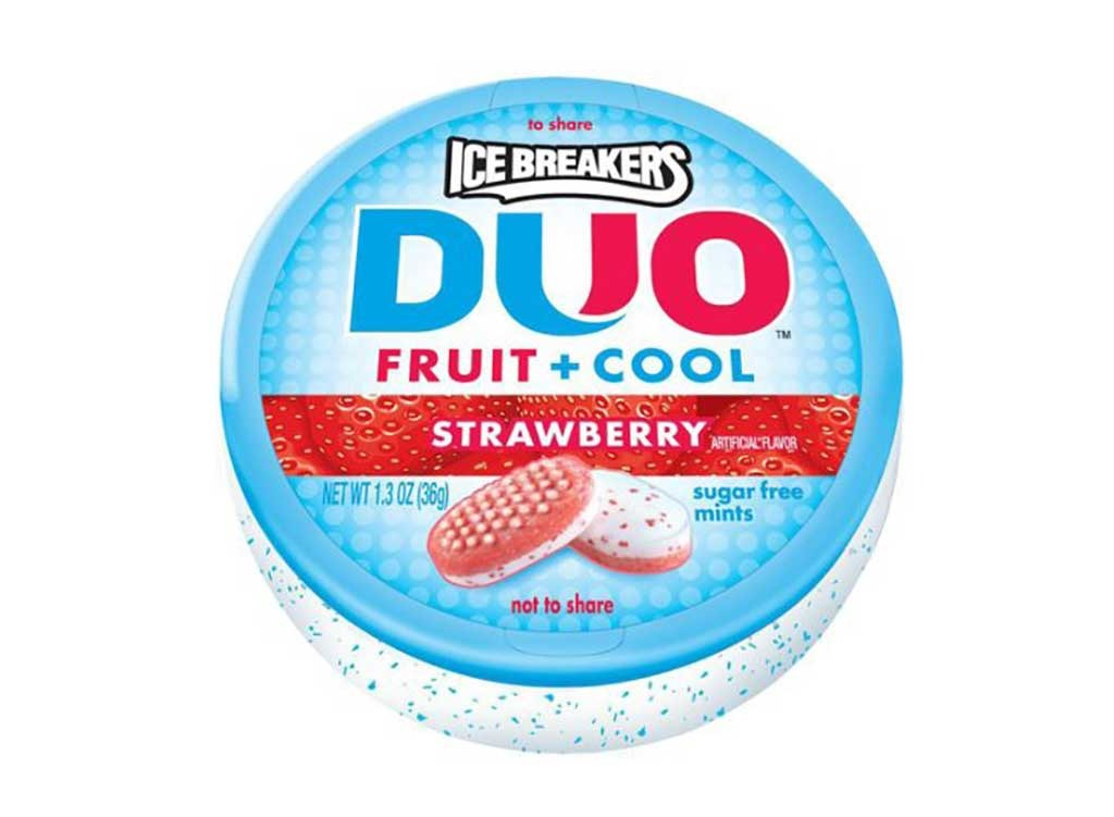ice breakers candies