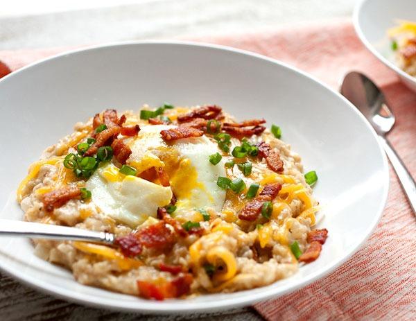Bowl roundup macheesmo savory oatmeal