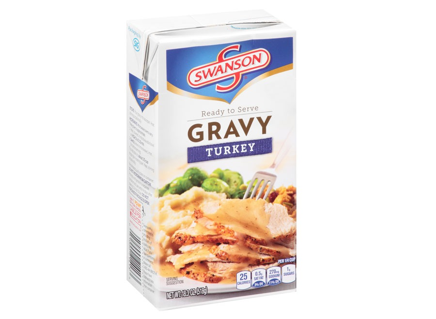 Swanson Ready to Serve gravy