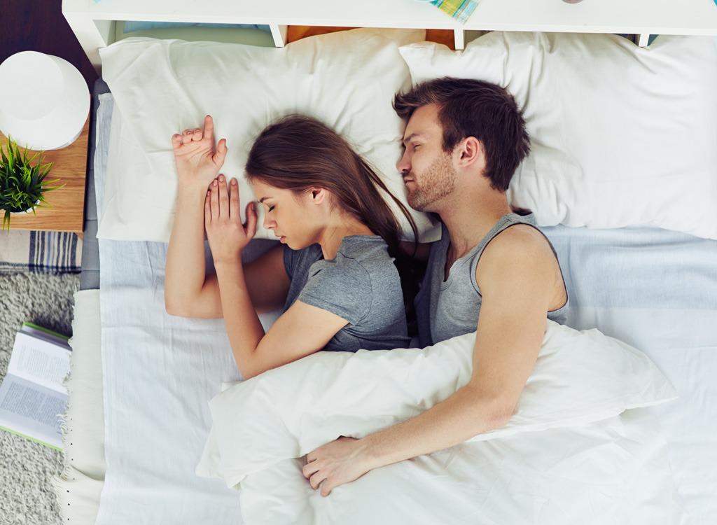 Gut health sleep