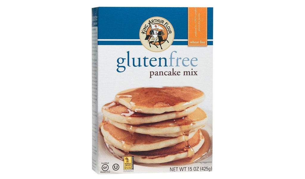 king arthur flour gf pancake mix