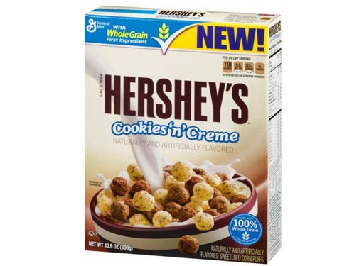 Hershey's cookies n cream