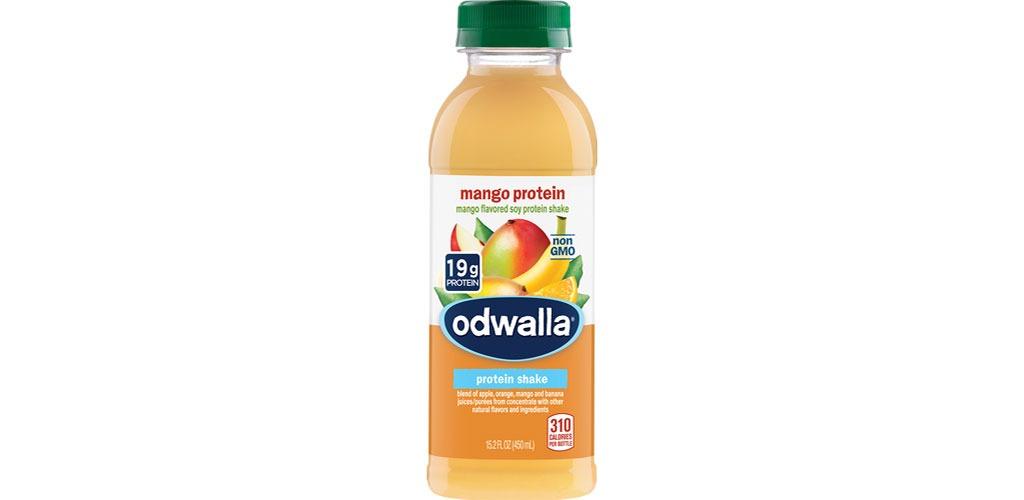Odwalla mango shake
