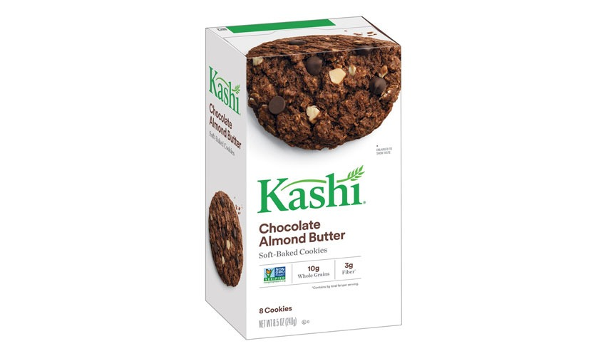 Kashi Chocolate Almond Butter Cookie