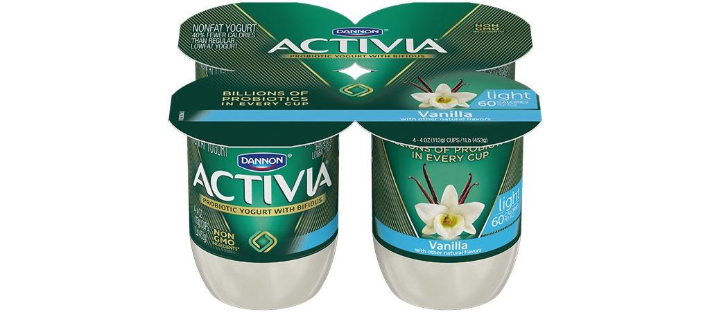 Activia Vanilla
