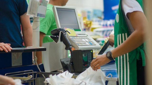 Supermarket checkout