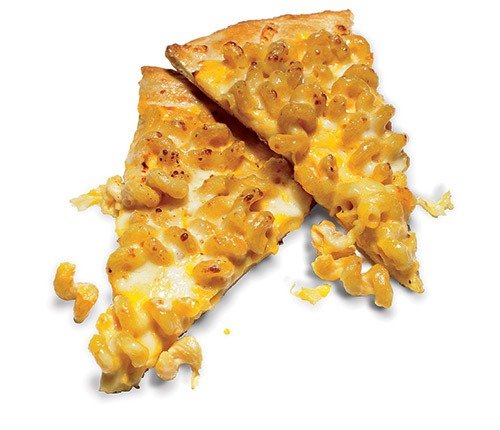 cicis mac cheese pizza