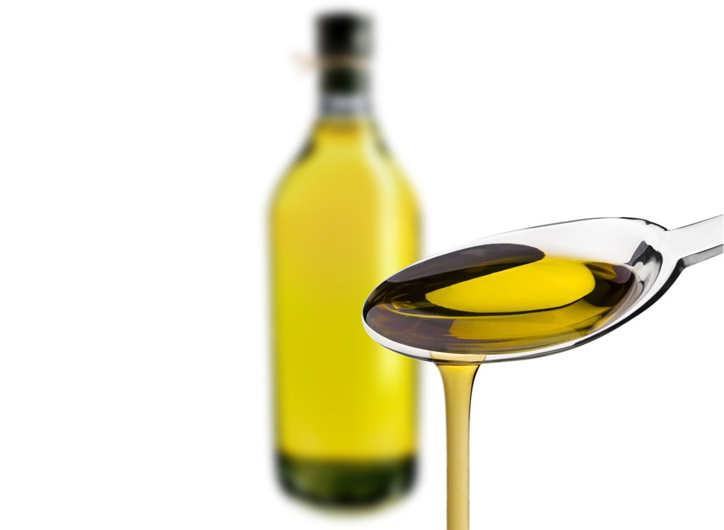 Spoonfull of olive oil