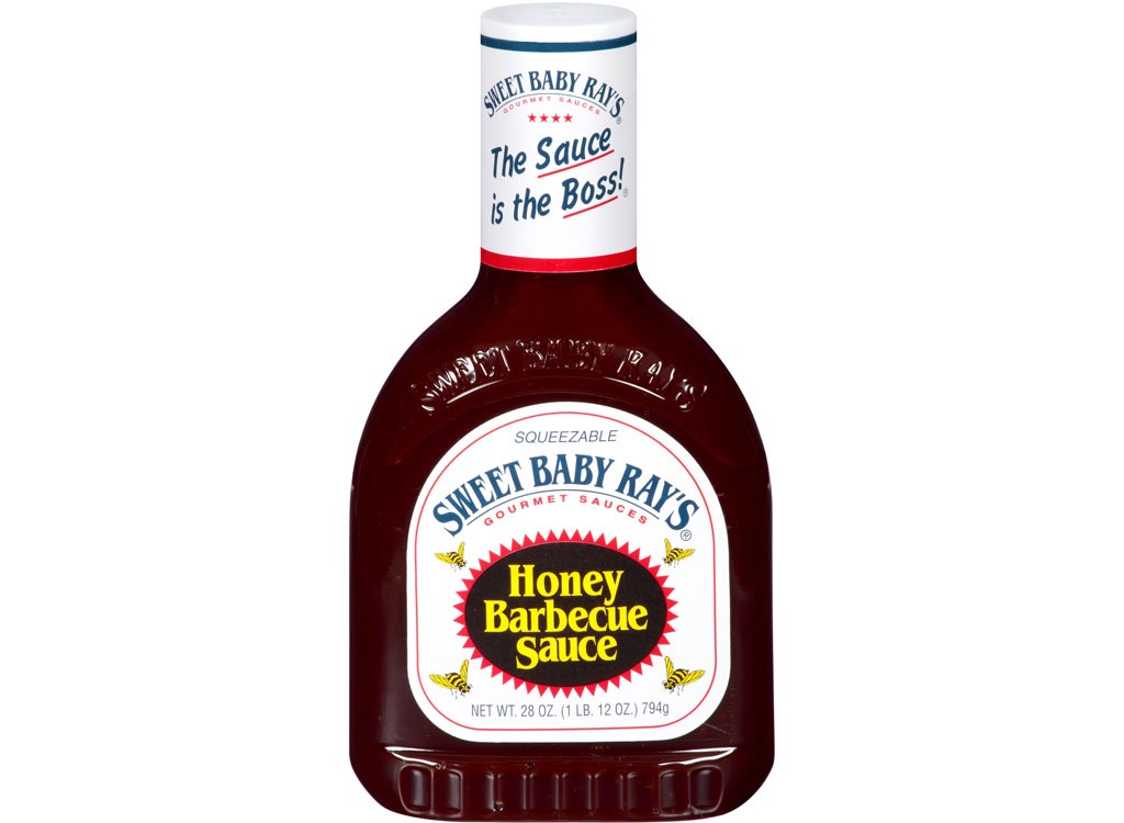 Sweet baby ray's honey barbecue sauce