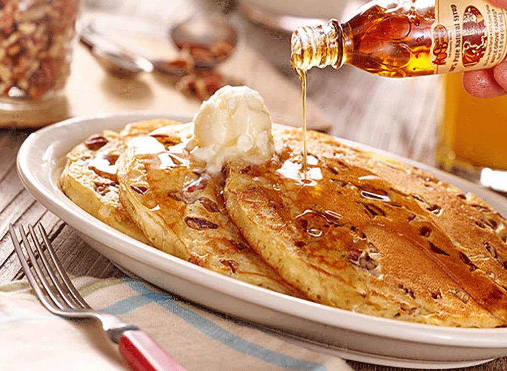 cracker barrel pecan pancakes