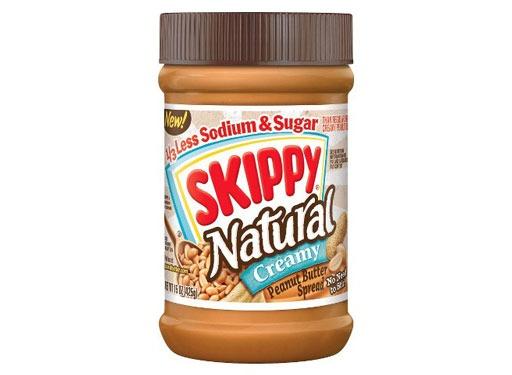 Skippy naturals