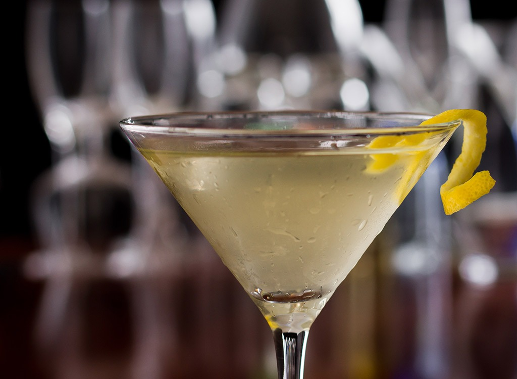 Easy weight loss martini