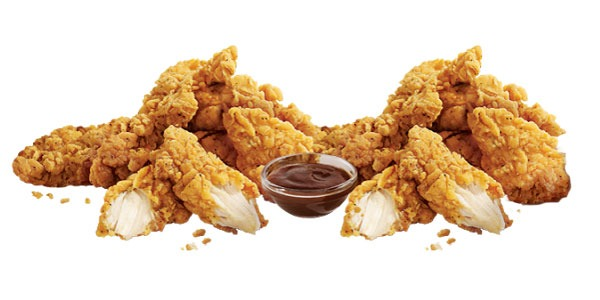 Sonic Super Crunch Chicken Strips