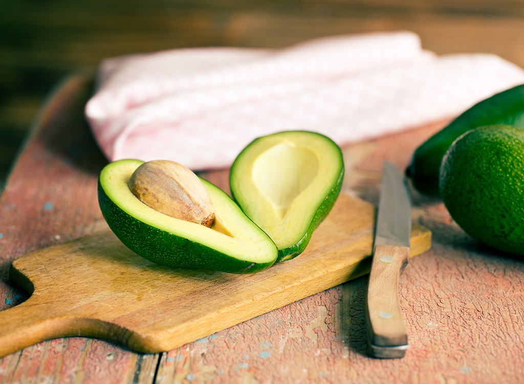 Feel full eat less avocadoes