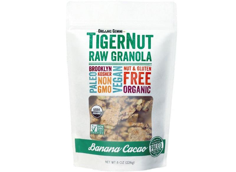 Sneaky serving sizes granola