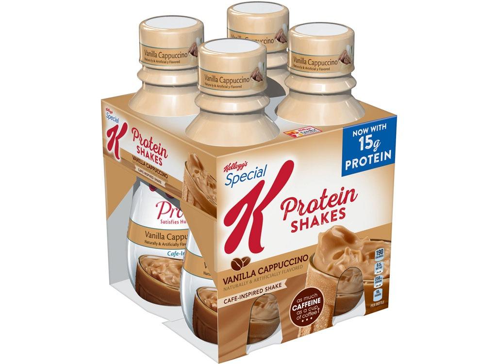 fiber foods specialkproteinshake