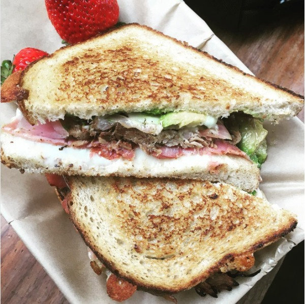 Cubano at American Grilled Cheese Kitchen