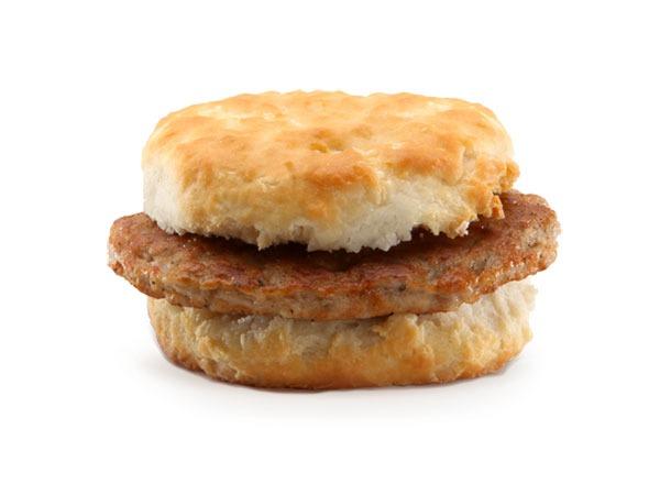 mcdonalds menu breakfast sausage biscuit
