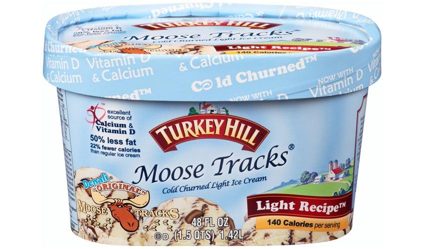 turkey hill light recipe moose tracks