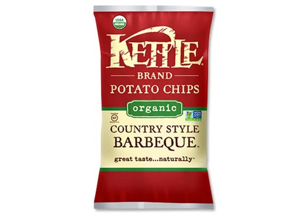 kettle brand organic potato chips country style barbeque