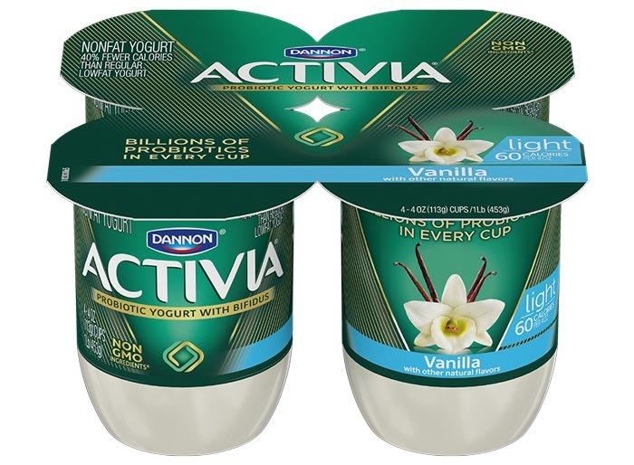 activia greek light vanilla