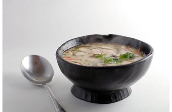 coconut chicken soup