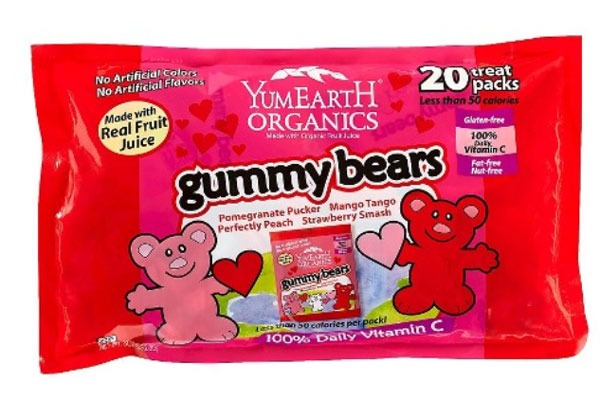 Valentines Candy Ranked yumearth