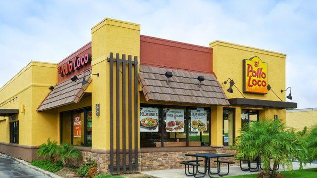 el pollo loco restaurant