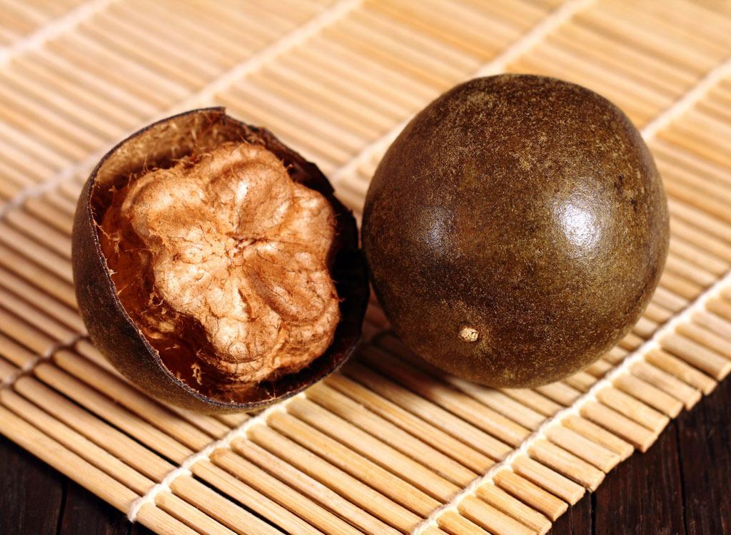 Sweeteners ranked monk fruit