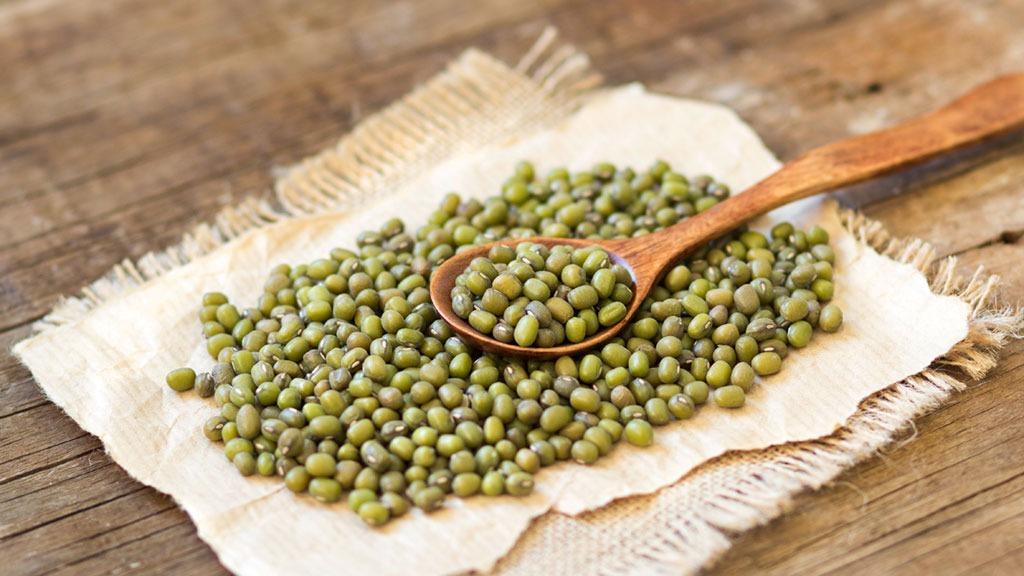 Pulse pasta mung beans