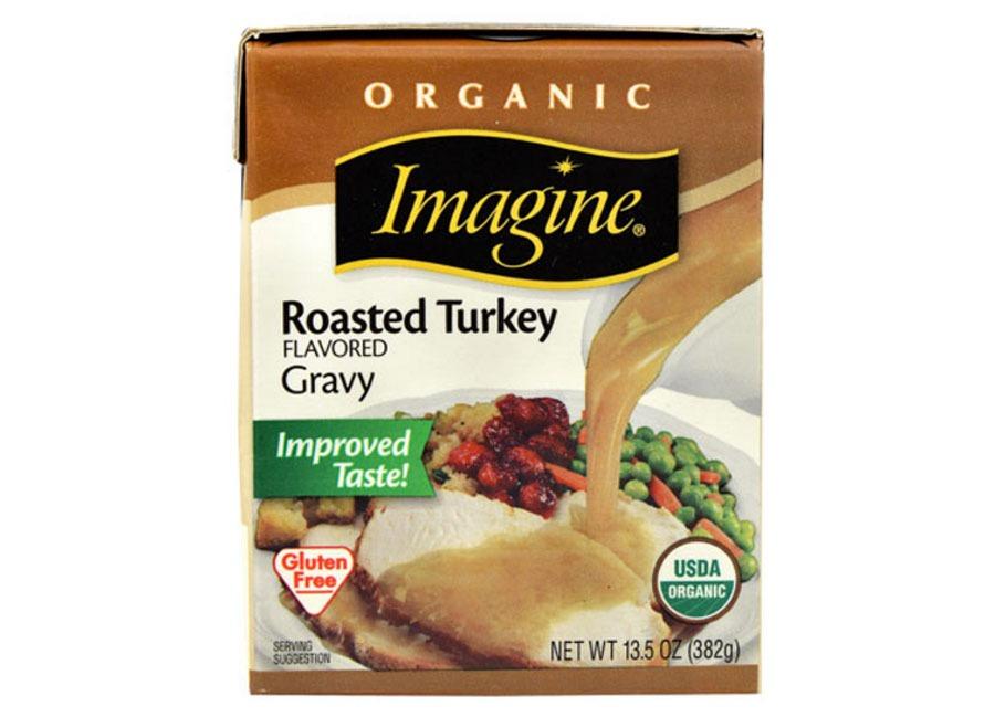 imagine roasted turkey gravy