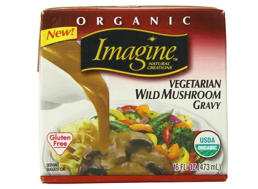 Imagine Foods Wild Mushroom Gravy