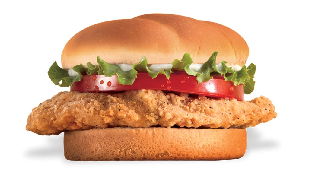 DQ crispy chicken